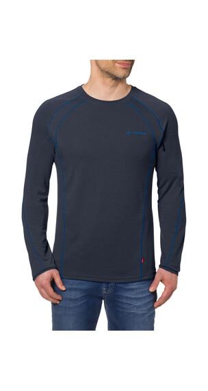 VAUDE Signpost sweater Heren blauw
